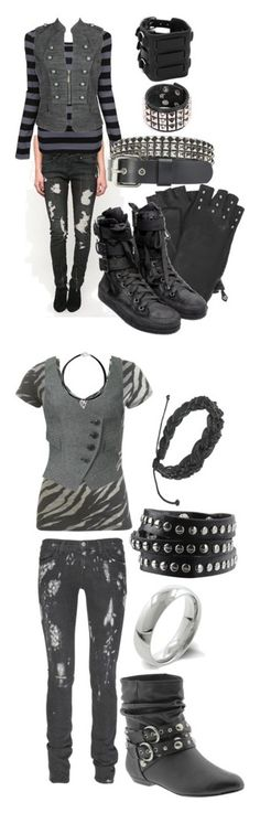 """""""Vanille Monroe"""" by missolimew on Polyvore featuring Silence + Noise, Nina Peter, Forever 21, Ann Demeulemeester, Wet Seal, J Brand, Chinese Laundry, Fantasy Jewelry Box, Topman and Simon Sebbag"""