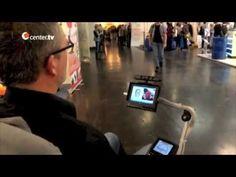 Rollstuhlsteuerung mit Headmouse3D