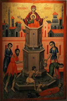 Byzantine Icons, Byzantine Art, Virgin Mary, Jesus Christ Images, Russian Icons, Best Icons, Religious Icons, Orthodox Icons, Illuminated Manuscript