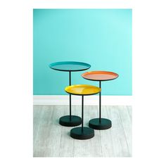 Side Table Trio