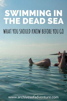 Dead Sea   Israel   Israel Travel   Dead Sea Israel   Floating in the Dead Sea   #DeadSea #Israel #IsraelTravel #DeadSeaIsrael