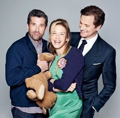 """Promovida a produtora de um importante programa de notícias, com algumas rugas a mais e agora no peso ideal, Bridget Jones (Renée Zellweger), a carismática solteirona inglesa, está de volta. Doze anos depois do segundo filme da franquia, No Limite da Razão, chega às telas """"O Bebê de Bridget Jones"""" (Bridget Jones's Baby, direção de Sharon Maguire). Você se pergunta: por que o tão longo hiato entre um e outro?"""