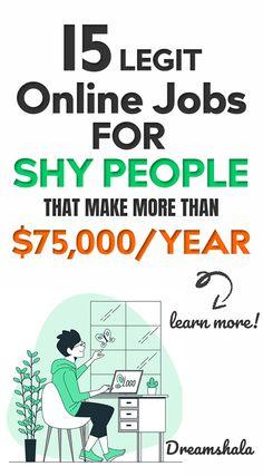 Online Side Jobs, Legit Online Jobs, Online Jobs From Home, Work From Home Careers, Work From Home Companies, Earn Extra Money Online, Earn Money From Home, Money Spinner, Business Money