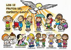 religion san pablo 12 frutos del espiritu santo                                                                                                                                                     Más