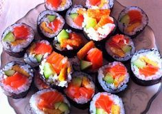 Kanya's Easy Sushi At Home Recipe -  Let's try to make Kanya's Easy Sushi At Home in our home!