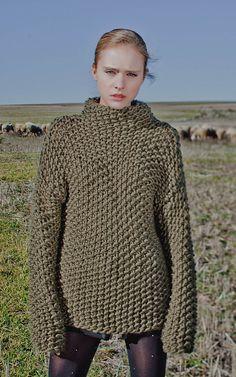 Ravelry: Vertigo Sweater pattern by we are knitters