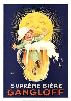 Supreme Biere Gangloff Giclee Art Print