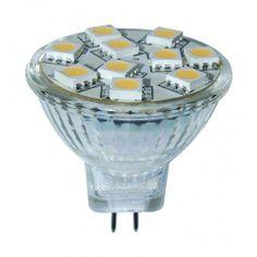 *New* 2 Watt MR11 LED Bulb