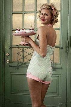 sweets, cupcakes, and a little bit rockabilly