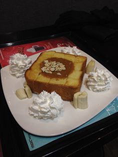 Banana peanut butter honey bread from MangoSix