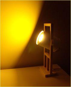 Cómo hacer una lámpara casera con una lata paso a paso #tutorial #DIY #Craft #recycled #reciclado #lamp #lampara