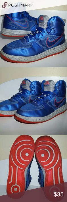 Nike Lunar force 1 In good used condition Nike Shoes Sneakers