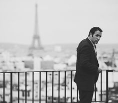 Jean Dujardin in Paris - what's not to like?