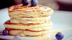 Whole Grain Cottage Cheese Pancakes   The Dr. Oz Show