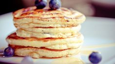 Whole Grain Cottage Cheese Pancakes | The Dr. Oz Show