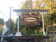 stoggy hollow | Stoggy Hollow: Photos General Store, Woodstock, Broadway Shows, Camping, Earth, Places, Photos, Campsite, Pictures