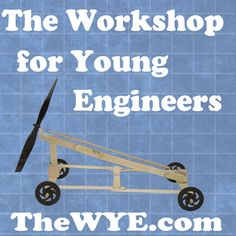 A collection of engineering projects for younger children. Many could easily be upgraded and re-purposed for junior high and high schoolers.