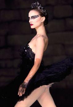 "Natalie Portman / ""Black Swan"" Yeah i know i'm lazy i've never watched it"