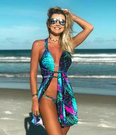 Shop for stylish Designer Swimwear for Women at REVOLVE CLOTHING. Find designer bathing suits including Bikinis, One Piece suits & more from top brands! Bikinis, Bikini Swimwear, Bikini Tops, Swimsuits, Summer Swimwear, Summer Outfits, Cute Outfits, Haut Bikini, Beach Dresses
