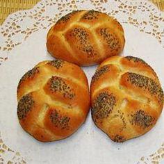Traditional Bohemian Houska (Sweet Bread)