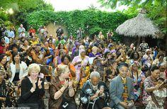 Therez Fleetwood Blog - Real Weddings – THE AFROCENTRIC BRIDE  Kima & Gemaron  |    [kima 5]