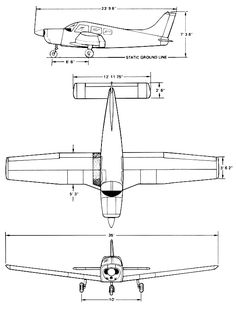 piper cherokee things with wings pinterest cherokee aircraft rh pinterest com Airplane Wing Diagram Aircraft Diagram