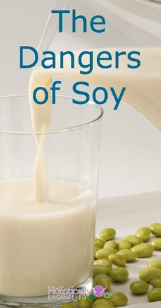 The Dangers of Soy | holisticallyengineered.com