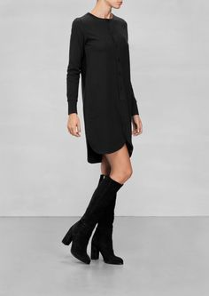 & Other Stories   Cotton Dress