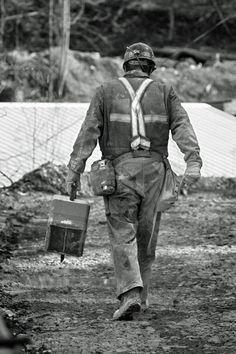 Coal Miner, Letcher County, Kentucky