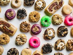 Grumpy Donuts in Glebe and Surry Hills. Picture: Facebook