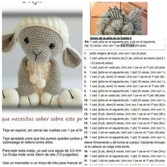 Buttercup Lamb curtain tieback crochet PATTERN right or - SalvabraniCuddly sheep amigurumi crochet pattern by Kristi Tullus My mom loved sheep and she would love this one!best 25 crochet bunny ideas on crochet bunnyImage gallery – Page 386535580492 Christmas Crochet Patterns, Crochet Animal Patterns, Crochet Patterns Amigurumi, Crochet Dolls, Amigurumi Toys, Crochet Sheep, Crochet Teddy, Diy Crochet, Crochet Pokemon
