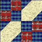 Block of the Month - Quilt 2003