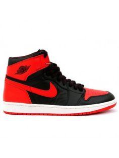 huge selection of 5dd4b 02074 Most Wanted 136066 061 Air Jordan 1 Retro Black   Red US  69.99    LederLook.com