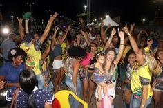 Bloco Tradição do Araés é o grande vencedor do Carnaval 2017