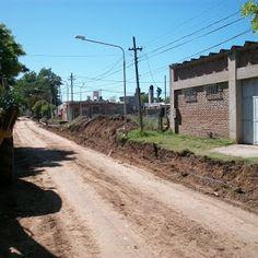 #Pergamino #ObrasPúblicas >  Ejecución de  cordones cuneta, bocacalles y badenes en  #Barrio Hernández: Calle J.J Valle entre R. Obligado y J. Hernández