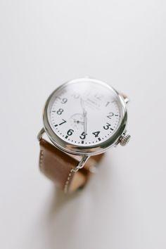 Shinola Runwell watches / photo by Andrew Kim