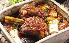MamaBake is about freeing up mums from cooking family dinners through big batch recipes, Once-A-Week Cooking plans and group big batch cooking. Slow Cooking, Batch Cooking, Cooking Ideas, Lamb Recipes, Greek Recipes, Feta, Slow Cooked Lamb Shanks, Meal Prep Plans, Greek Dishes