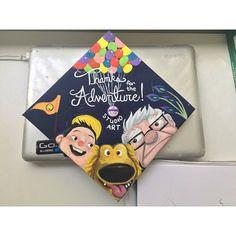 Pin for Later: 43 Creative Disney Graduation Cap Ideas You Can DIY