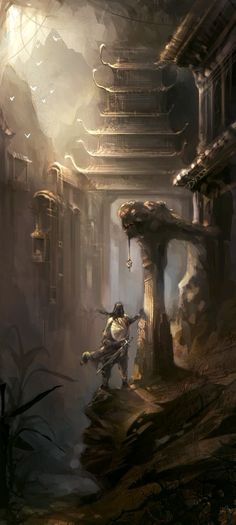 undercity  Aaron's notes: Of somewhere... I'd like to see a place like this though