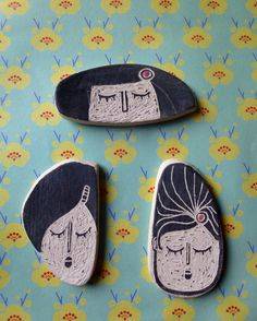 SPille in ceramica
