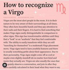 Leo Virgo Cusp, Virgo Traits, Virgo Love, Zodiac Sign Traits, Virgo Horoscope, Funny Virgo Quotes, Virgo Memes, Zodiac Quotes, Virgo Star Sign