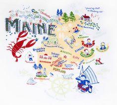 #Maine
