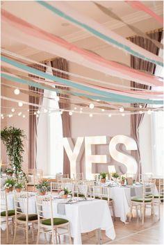 LEMONBOX STUDIOS // I LOVE LETTERS // CRAIG AND EVA SANDERS PHOTOGRAPHY creative alternative wedding scotland / the wedding collective / wedding photography scotland killearn village hall