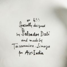 Air India, Dali, Arabic Calligraphy, Design, Arabic Calligraphy Art