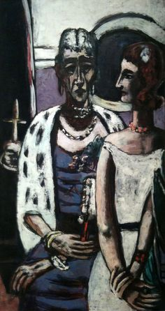 Beckmann at Art Gallery of NSW