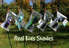 Protect your child's eyes with Real Kids Shades #2014HolidayGiftGuide - * #2014HolidayGiftGuide