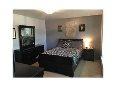 Master bedroom with plenty of space for large furniture  100 Carriage Dr, Orchard Park | $94,900