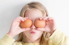 10 zlozvykov, ktoré vám ničia zrak Healthy Meals For Kids, Get Healthy, Kids Meals, Camping Meals, Healthy Food, Healthy Eating, Easter Snacks, Easter Treats, Pre K Lesson Plans