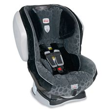 Britax Convertible Advocate CS 70 Car Seat - Opus Gray (if only the shell cushion was darker and not light gray)