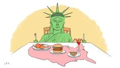 One City, 50 States: Where To Eat America's Favorite Foods In NYC